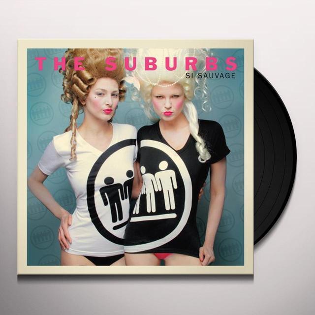 Suburbs SI SAUVAGE Vinyl Record