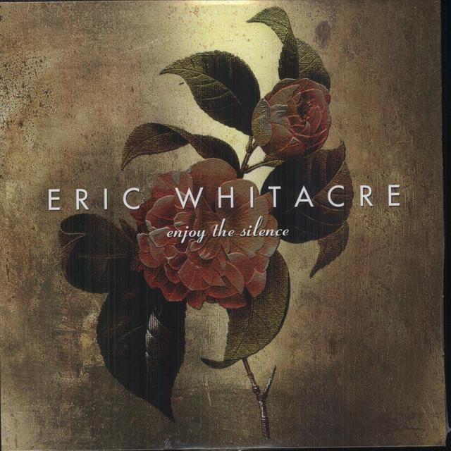 Eric / Eric Whitacre Singers Whitacre ENJOY THE SILENCE (EP) Vinyl Record
