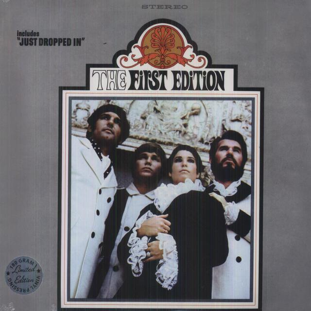 Kenny Rogers & The First Edition FIRST EDITION Vinyl Record