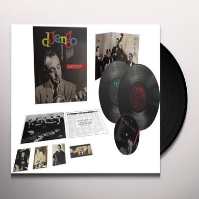 Django Reinhardt DJANGOLOGY Vinyl Record
