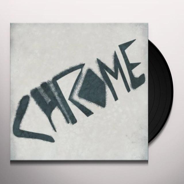 Chrome VISITATION Vinyl Record