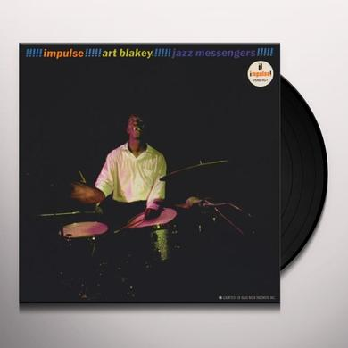 ART BLAKEY JAZZ MESSENGERS Vinyl Record - 180 Gram Pressing