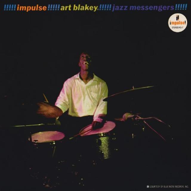 ART BLAKEY JAZZ MESSENGERS Vinyl Record - 180 Gram Pressing