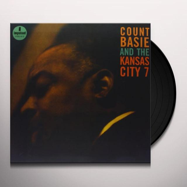 COUNT BASIE & THE KANSAS CITY 7 Vinyl Record - 180 Gram Pressing