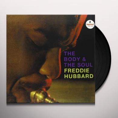 Freddie Hubbard BODY & THE SOUL Vinyl Record - 180 Gram Pressing