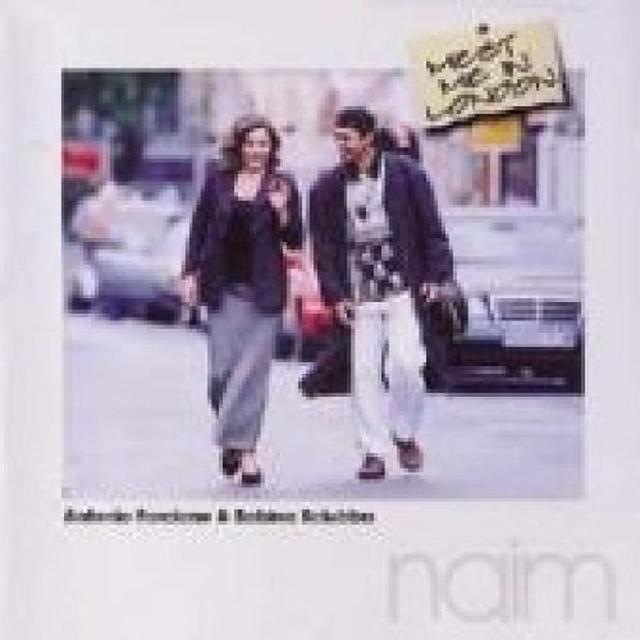 Antonio Forcione MEET ME IN LONDON Vinyl Record - 180 Gram Pressing