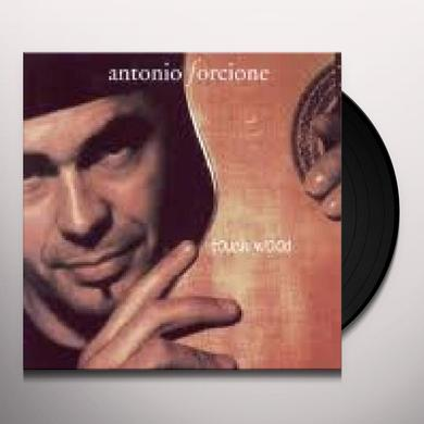 Antonio Forcione TOUCH WOOD Vinyl Record - 180 Gram Pressing