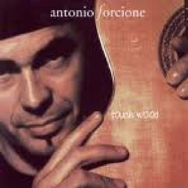 Antonio Forcione TOUCH WOOD Vinyl Record - 180 Gram Pressing