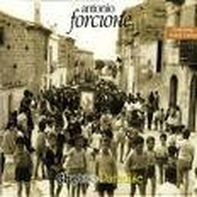 Antonio Forcione GHETTO PARADISE Vinyl Record - 180 Gram Pressing