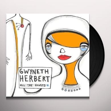 Gwyneth Herbert ALL THE GHOSTS Vinyl Record