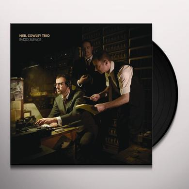 Neil Cowley RADIO SILENCE Vinyl Record