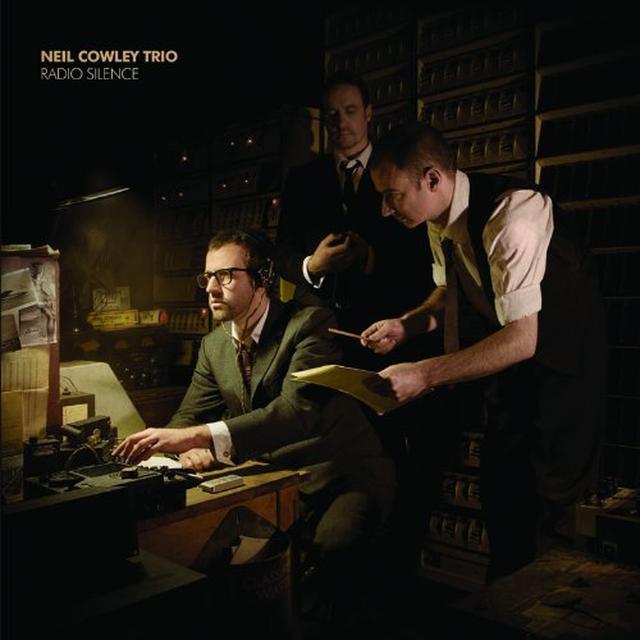 Neil Cowley RADIO SILENCE Vinyl Record - 180 Gram Pressing