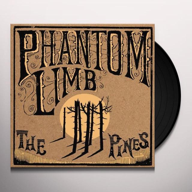 Phantom Limb PINES Vinyl Record - 180 Gram Pressing