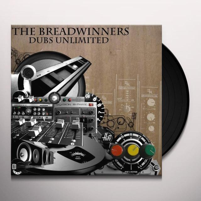 Breadwinners DUBS UNLIMITED Vinyl Record