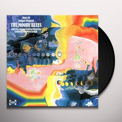 The Moody Blues DAYS OF FUTURE PASSED Vinyl Record - 180 Gram Pressing
