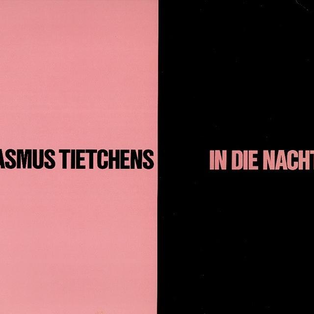 Asmus Tietchens IN DIE NACHT Vinyl Record