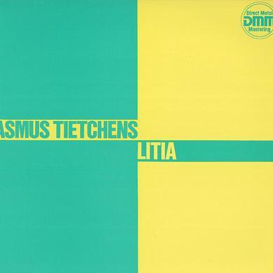 Asmus Tietchens LITIA Vinyl Record