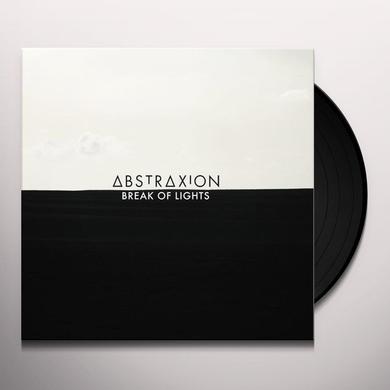 Abstraxion BREAK OF LIGHTS Vinyl Record