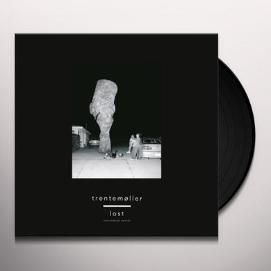 Trentemøller LOST (INSTRUMENTAL VERSION) Vinyl Record