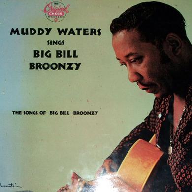 Muddy Waters SINGS BIG BILL BROONZY Vinyl Record