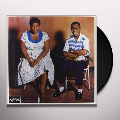 Ella Fitzgerald & Louis Armstrong  ELLA & LOUIS Vinyl Record