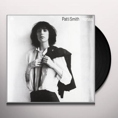 Patti Smith HORSES Vinyl Record - 180 Gram Pressing