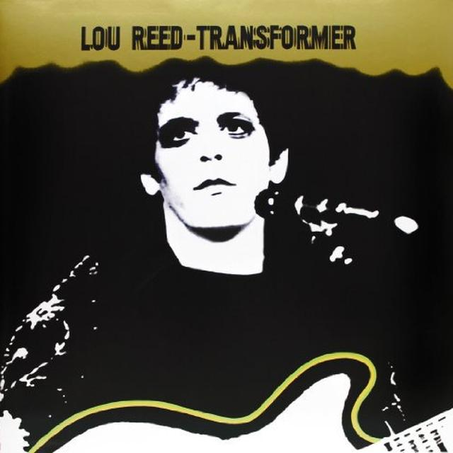 Lou Reed TRANSFORMER Vinyl Record - 180 Gram Pressing