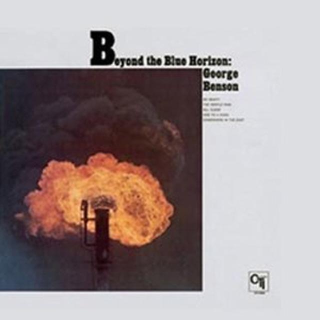 George Benson BEYOND THE BLUE HORIZON Vinyl Record