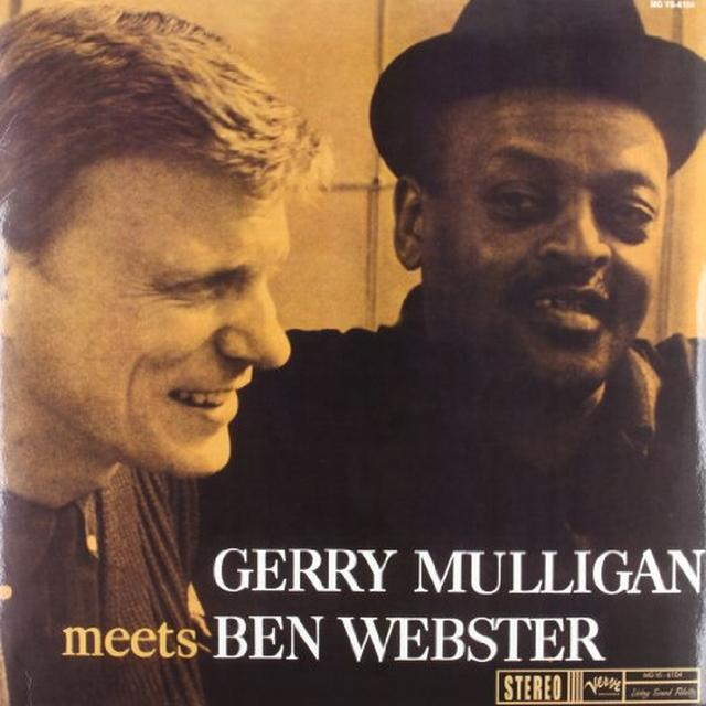 Gerry Mulligan / Ben Webster GERRY MULLIGAN MEETS BEN WEBSTER Vinyl Record - 180 Gram Pressing
