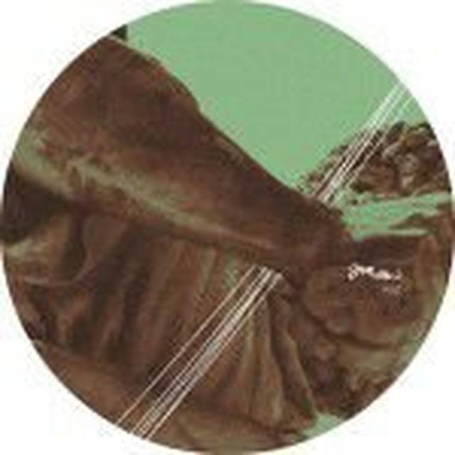 Tobia Coffa GET OVER IT Vinyl Record