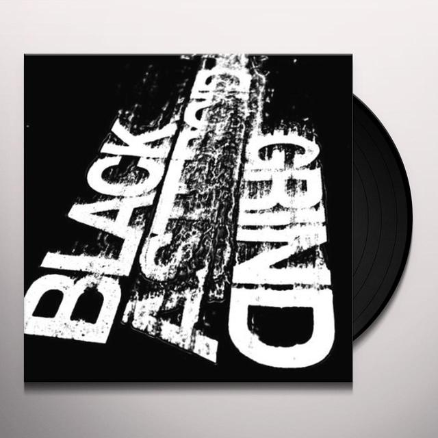 Black Asteroid GRIND Vinyl Record
