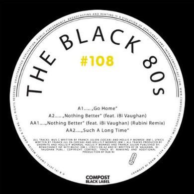 Black 80S COMPOST BLACK LABEL 108 Vinyl Record