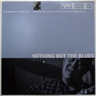 Herb Ellis NOTHING BUT THE BLUES Vinyl Record