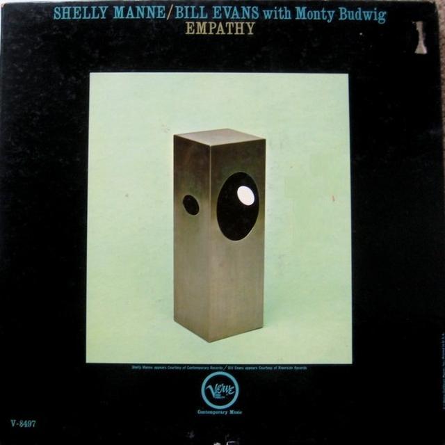 Shelly Manne EMPATHY Vinyl Record - 180 Gram Pressing