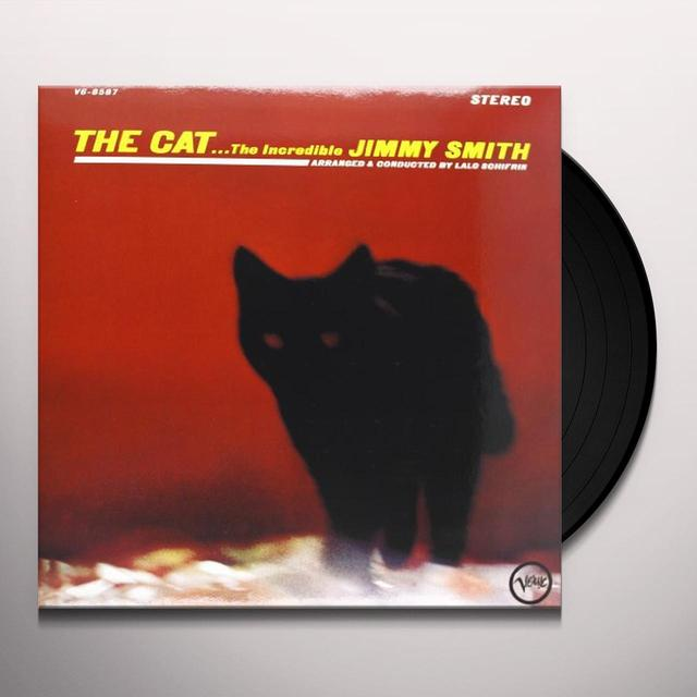 Jimmy Smith CAT Vinyl Record - 180 Gram Pressing