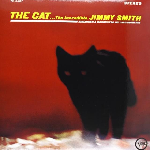 Jimmy Smith CAT Vinyl Record - 180 Gram Pressing