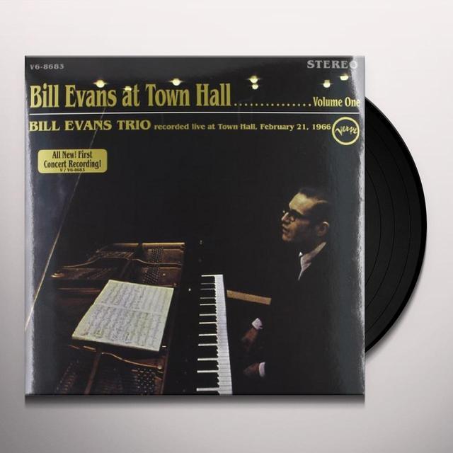 BILL EVANS AT TOWN HALL 1 (OGV) (Vinyl)