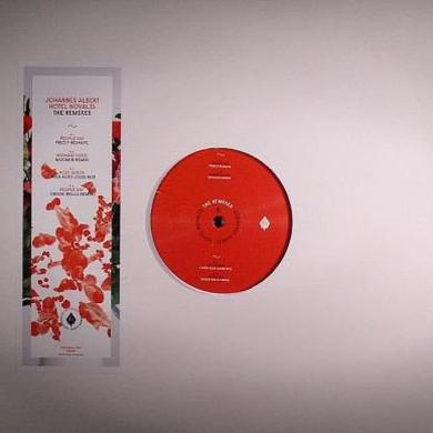 Johannes Albert HOTEL NOVALIS - THE REMIXES Vinyl Record