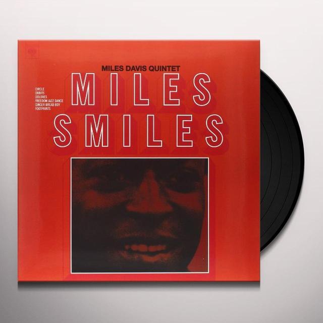 Miles Davis MILES SMILES Vinyl Record