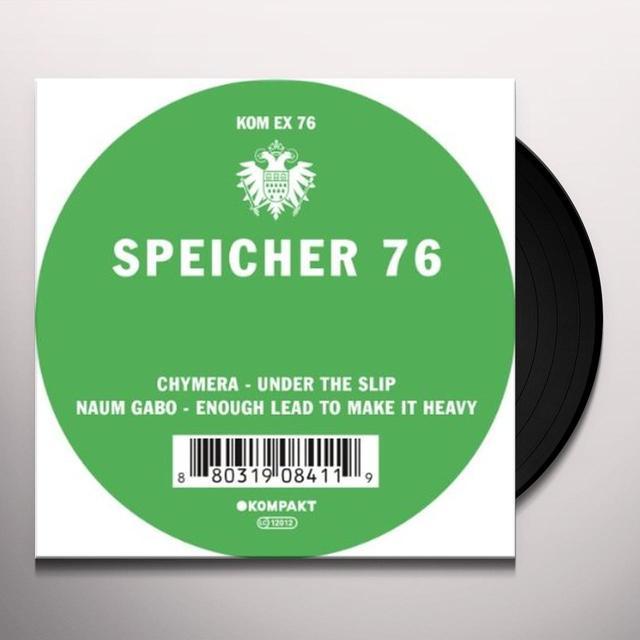 Chymera / Naum Gabo SPEICHER 76 Vinyl Record