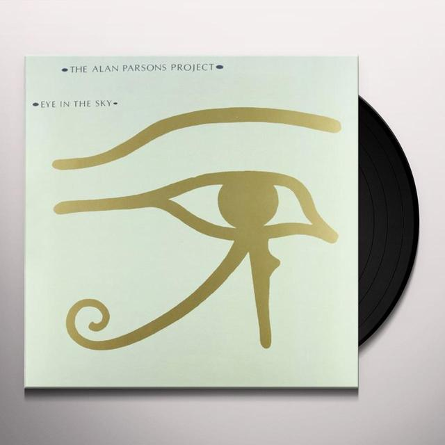 Alan Parsons Project EYE IN THE SKY Vinyl Record