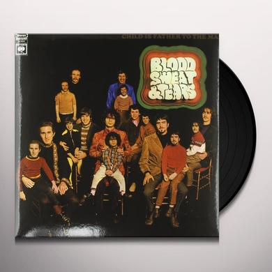 Blood Sweat & Tears CHILD IS FATHER TO THE MAN Vinyl Record - 180 Gram Pressing