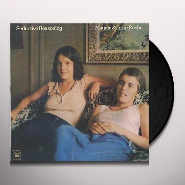 Maggie Roche & Terre SEDUCTIVE REASONING Vinyl Record