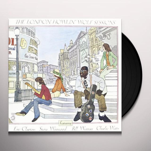 LONDON HOWLIN WOLF SESSIONS Vinyl Record - 180 Gram Pressing