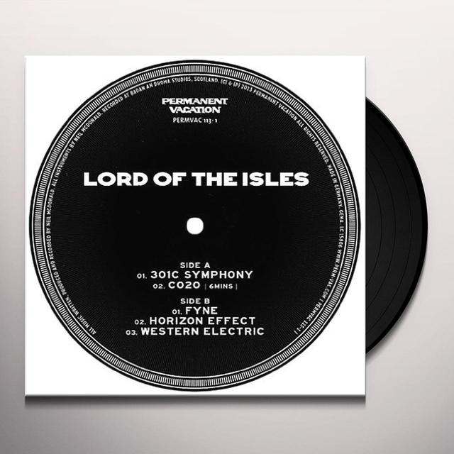 Lord Of The Isles 301C SYMPHONY Vinyl Record