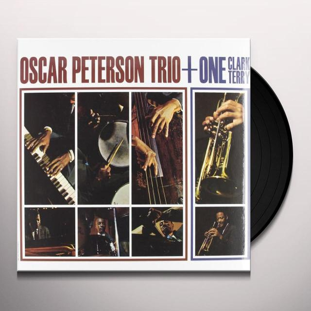 OSCAR PETERSON TRIO PLUS ONE Vinyl Record - 180 Gram Pressing