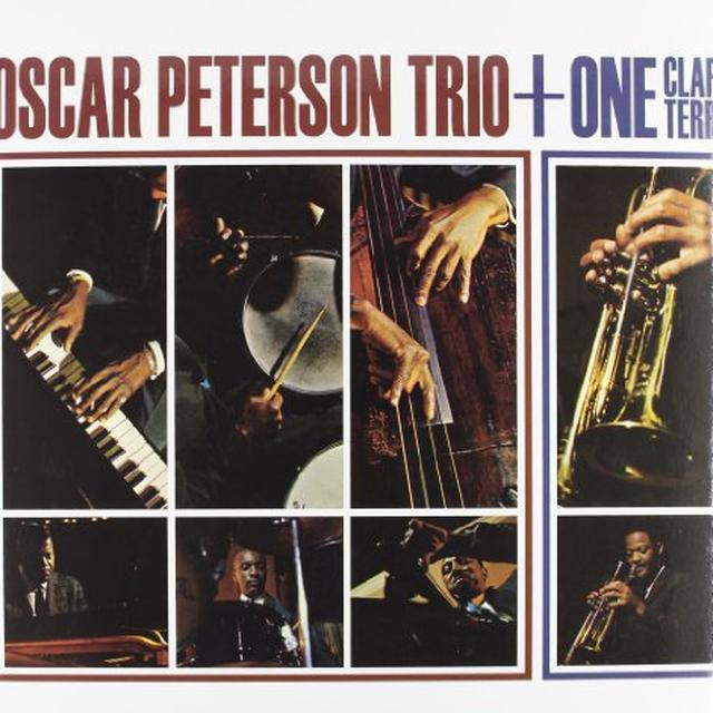 OSCAR PETERSON TRIO PLUS ONE Vinyl Record - 180 Gram Pressing