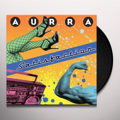 Aurra SATISFACTION Vinyl Record