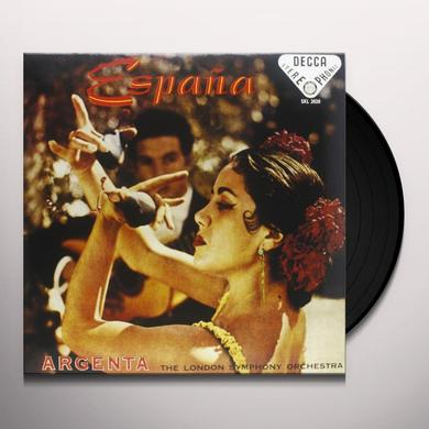 Ataulfo Argenta ESPANA Vinyl Record - 180 Gram Pressing