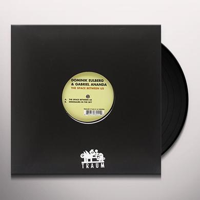 Dominik Eulberg / Gabriel Ananda SPACE BETWEEN US Vinyl Record